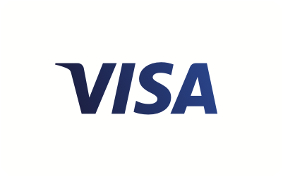 Visa Payment Method Icon